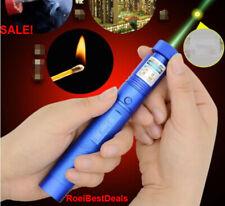LAZER Military 532nm 10000mw 10w 303 Pointer Lazer Pen Flashlight Green Laser