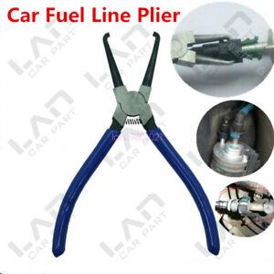 220mm Metal Car Fuel Line Petrol Clip Pipe Hose Connector Release Removal Plier