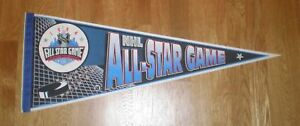 1994 NHL All Star Game pennant New York Rangers Madison Square Garden
