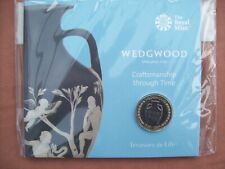 Royal Mint: 2019 Wedgwood £2 Sealed Pack