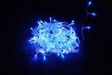 Luci di Natale blu senza marca