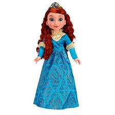 "Disney Princess & Me Pixar Brave Jewel Edition Merida 18"" Doll by Jakks Pacific"