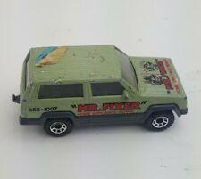 Mr. Fixer Home Appliance Repair 555-1007 Matchbox Jeep Cherokee Car Vehicle