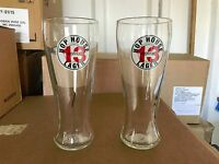 2 HOP HOUSE 13 (THE BREWERS PROJECT) PINT GLASSES (GUINNESS) FROM  2016