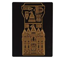 NEW Anna Griffin CASTLE Easel Card Die Set HSN Exclusive