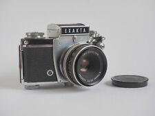 IHAGEE DRESDEN EXAKTA Varex IIa (Doppelbajonett) mit Tessar 2,8/50mm