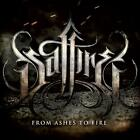 SAFFIRE - From Ashes To Fire - CD - Import - **BRAND NEW/STILL SEALED**