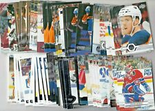 2019-20 UPPER DECK 30 YEARS OF UPPER DECK SERIES 1 FINISH YOUR SET U-PICK