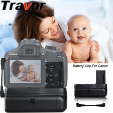 Travor Battery Grip Holder For Canon 1100d 1200d 1300d Rebel T3 T5 T6 Camera Pro