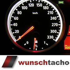 Tachoscheibe  für M3 M5 E90 E91 E92  und E60-E61 E63 E64 E70 E71 Benziner