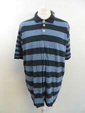 George Loose Fit Collared Striped Men's Casual Shirts & Tops