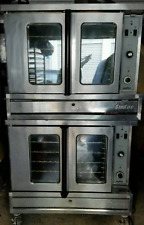 Propane Sunfire Double Deck Gas Convection Oven 100% working order