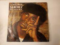 Sanchez – Loneliness - Vinyl LP 1988