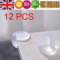 12 X Child Baby Safe Good Guard Protector Table Corner Edge Protection Cover EL