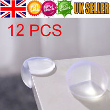 *UK Seller* 1~20X Baby Safety Table Corner Protectors Proofing Protection Round