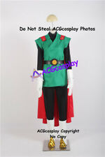 Dragon Ball Z The Great Saiyaman Cosplay Costume include boots covers