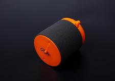 air filter orange kit for 26cc 29cc 30.5cc engine for 1/5 rovan km hpi rc car