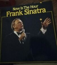 MINT CONDITION: Frank Sinatra Now Is The Hour LP VINYL RECORD