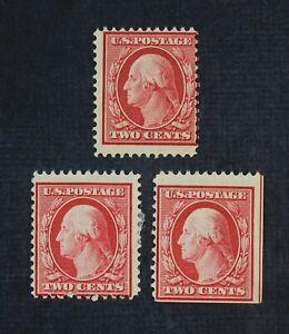 CKStamps: US Stamps Collection Scott#332 2c Washington Mint H OG