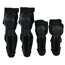 4Pcs Elbow Pads Knee Guard Brace Armor Protector Support Gear Motorcycle Bike US