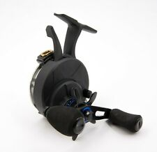 2020 NEW Inline Ice Fishing Reel Ceramic Line Guide Freefall Left Handed