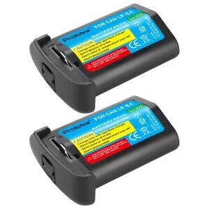 Battery LP-E19 / LP-E4N/E4 3300mAh+Charger for Canon EOS 1DX / 1D X Mark II