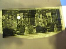 plaque verre stereo photo paris marché au puces quartier vernaison st ouen