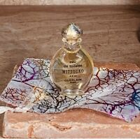 Vintage MITSOUKO Perfume by GUERLAIN Paris EDT 4.5 ml Teardrop Bottle