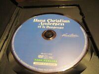 "DVD NEUF ""HANS CHRISTIAN ANDERSEN ET LA DANSEUSE"" Danny KAYE, Farley GRANGER"