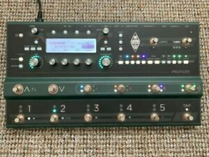 Kemper Amps Profiler Stage with Official Bag & Extra Profiles