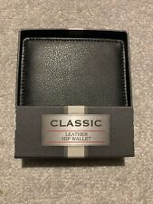 AS// FR85386 Classique long style ultraminces Banque Zipper Wallet Men