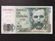 More details for spain 1000 pesetas 1979 p158a unc