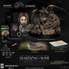 Shadow of War Mithril Edition XBOX ONE, New, Sealed, SOLD OUT