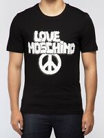 LOVE MOSCHINO Comic Mens T-Shirt - Size M