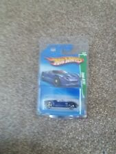 Hot Wheels Treasure Hunt '10 Ford GTX-1 In Protector Case 2009 New Authentic