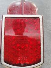 Cabochon feu arrière droit AXO CITROËN 2CV 2 CV AZA AZAM éclaireur plaque 1964