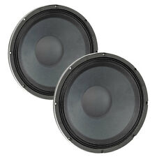 "Pair Eminence Kappalite 3015LF 15"" Neo Sub Woofer 8ohm 100dB Replacemnt Speaker"