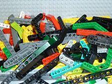LEGO® Technik 40 Liftarme Lochbalken in ver.Farben und Größen Konvolut Technic