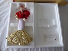 EDIZIONE limitata 50 ANNIVERSARIO 1945-1995 Barbie doll Mattel Nº 23776-NUOVO