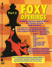 FOXY OPENINGS - VOLUME 113 - Complete Repetoire Against White's Anti-Sicilian Sy
