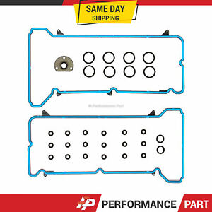Valve Cover Gasket for 00-06 Buick Oldsmobile Cadillac Pontiac Shelby V8 4.6L