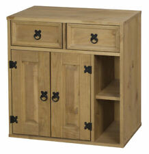 Pine Kitchen 60cm-80cm Height Cabinets