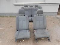 Sitz Fahrersitz Beifahrersitz Rücksitzbank Mazda 323 F Bj.2000-2002