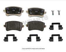 NEW Audi Q5 S4 SQ5 2010-2014 Rear Brake Pad Set OEM 8K0 698 451 D