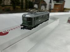 HobbyTrain 11017 SBB RE4/4 Locomotive, 2 Rail DC
