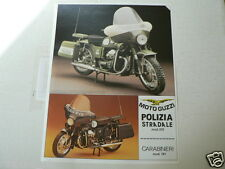 PROTAR MOD45 MOTO GUZZI POLIZIA & CARABINIERI & V7 SPECIAL & NORTON 750 COMMANDO