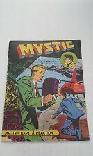 mystic # 5 ,1957 edition artima