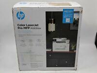 Open Box HP Color LaserJet Pro MFP M283fdw -AS1691