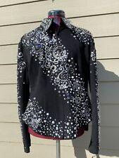 lisa nelle Western Show Jacket Large