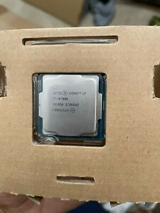 Intel SR3QR Core I7-8700k 3.7ghz Lga1151 CPU Processor